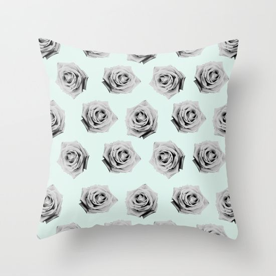 Rose Pillow https://society6.com/product/roses-ioe_pillow#25=193&18=126