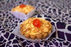 Mini Tartelettes aux Amandes,tarte avec amandes ,recette aux amandes