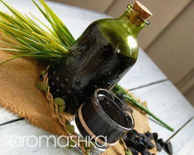 Рецепты домашней косметики (фото 2): Угольный детокс-шампунь - aromashka.ru