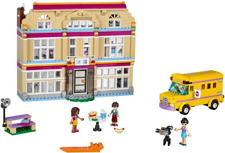 41134 - LEGO Friends Heartlake Művészeti Iskola