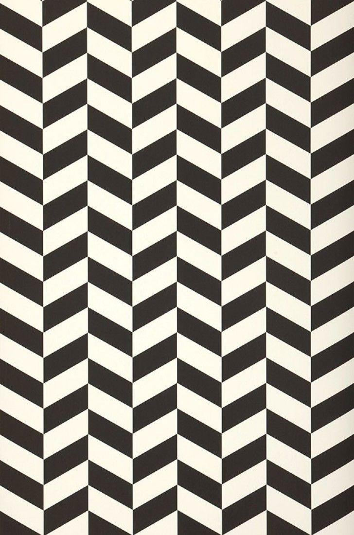 Angle | Papel de parede geométrico | Padrões de papel de parede | Papel de parede dos anos 70