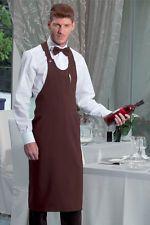 PAGAMENTO ANCHE ALLA CONSEGNA Grembiule Camice da lavoro Sommelier bar cameriere cuoco Abbigliamento Abiti