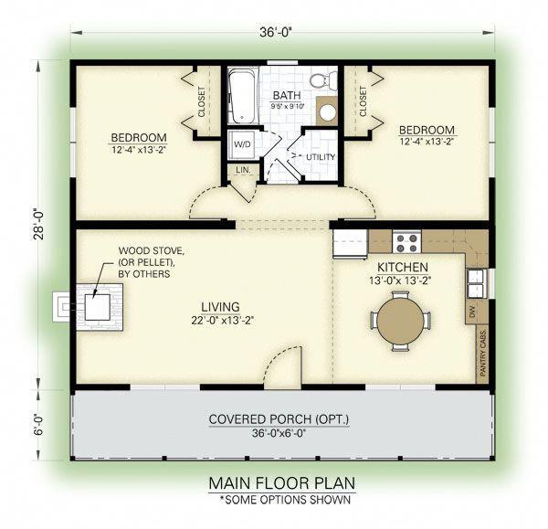 Express Difficult Concepts For Critical Elements Of 100 Plans Woodworking Kreg Jig Popularwoodworki Cottage Floor Plans Bedroom House Plans House Floor Plans