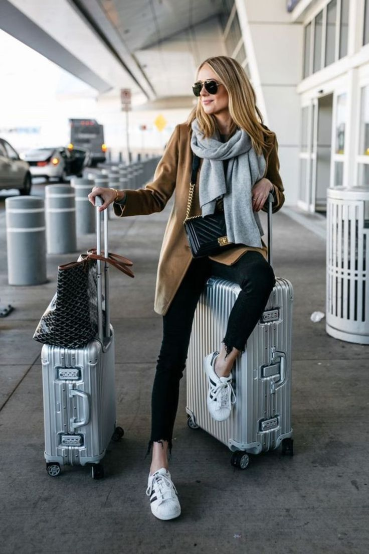 48 Well Travel Style You Must Copy For Weekend