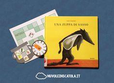 Uno splendido libro sulla condivisione e un gioco da tavola cooperativo (con pdf stampabile).
