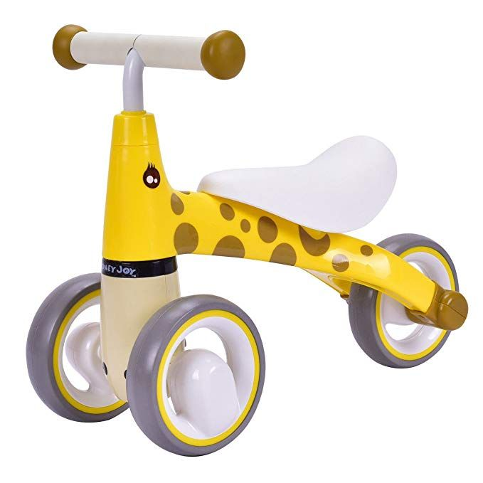 Honey Joy Baby Balance Bike No Pedal Toddler Trike Learning