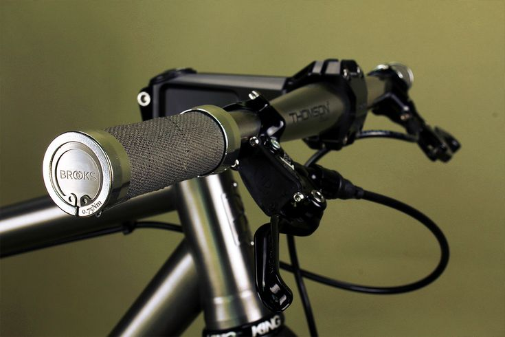A Texan in Tuscany: Crisp Titanium Sabelt Commuter | Cycle EXIF