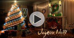 Voeux de Noël : cartes de Noël gratuites