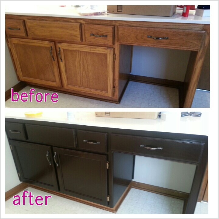 General finishes java gel stain love it so so easy for Gel stain