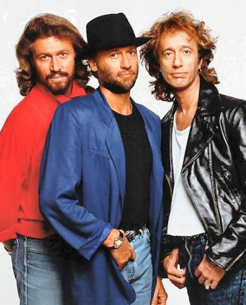 Bee Gees~made an impact on music and on me that I will never forget. May they make music together again in eternity.