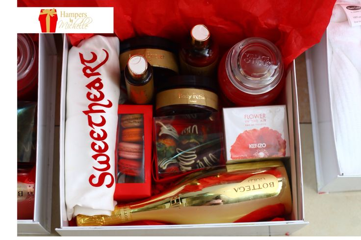 Hampers by Michelle ~ Treats for the one you love