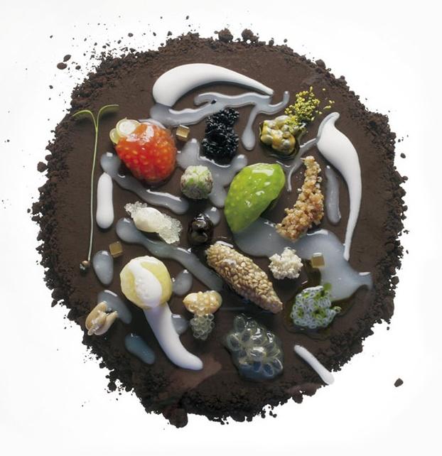 Chef Ferran Adria. el Bulli | molecular gastronomy ...