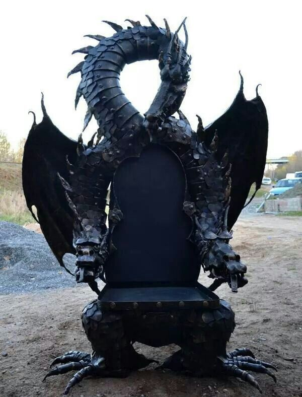 Awesome Dragon Chair!