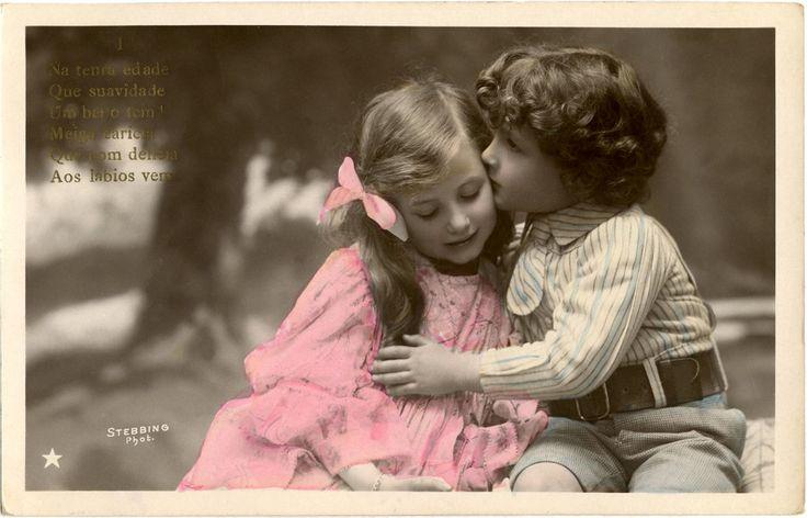 Sweet Kiss Image - Graphics Fairy