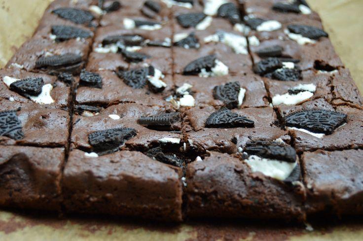 Miremirc - Negresa cu biscuiti Oreo
