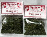 Newfoundland Savoury - this can be found in most Newfoundland kitchens - both home and away.