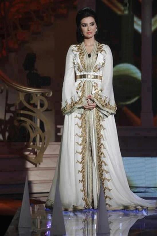 Moroccan kaftan caftan beige pinterest wedding for White kaftan wedding dress