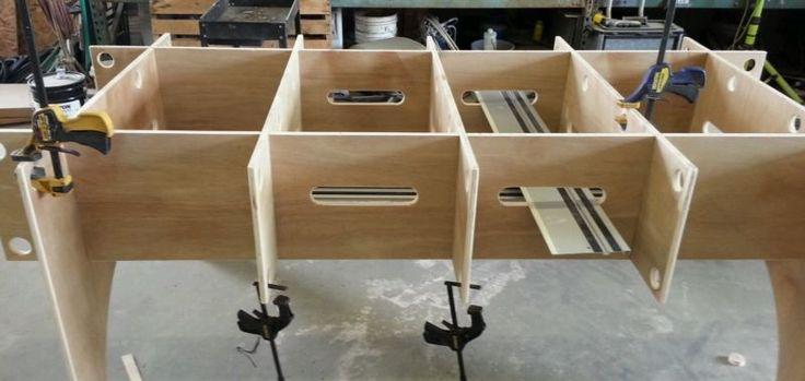 Festool Track Saw Portable Workbench/Cut Table Plans