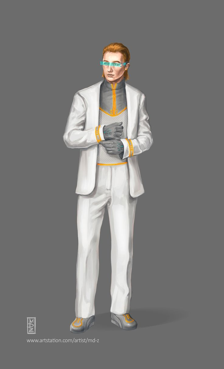 Megalopolis - upper class Biowars Character concept - Biowars 2016  https://www.artstation.com/artwork/XO2Vn