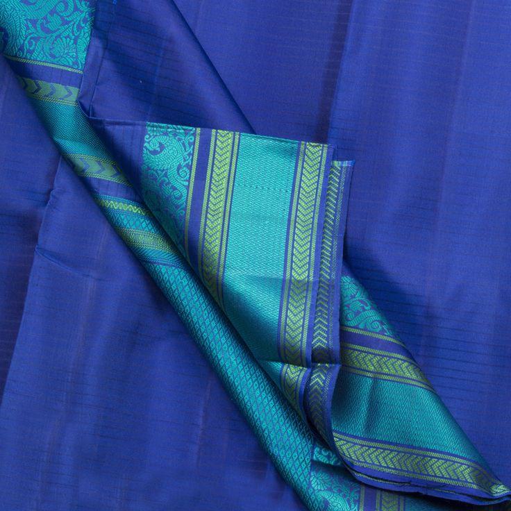 Kanakavalli Handwoven Kanjivaram Silk Sari 001516 - Sari / All Saris - Parisera