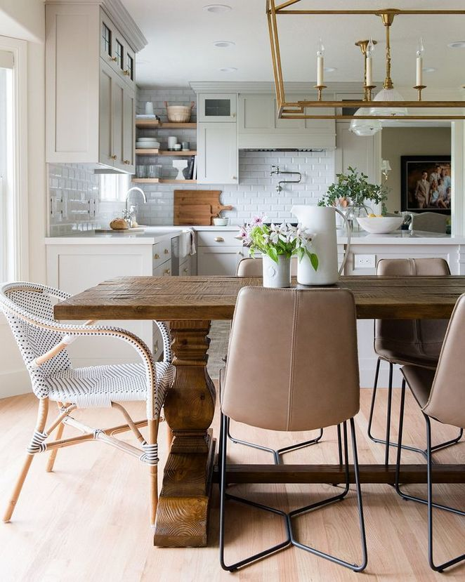 43 Kitchen Island Dining Table Combo Small Spaces An In Depth