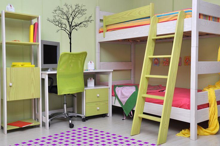 παιδικά-έπιπλα-παιδικό-δωμάτιο-PITCH PINE