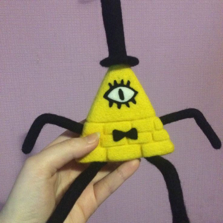 """""""Remember! Reality is an illusion!"""" - Bill Cipher.   Meet this strange angry demon from Gravity Falls!"""