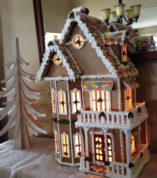 Christmas House Design 52 best little christmas houses images on pinterest | christmas