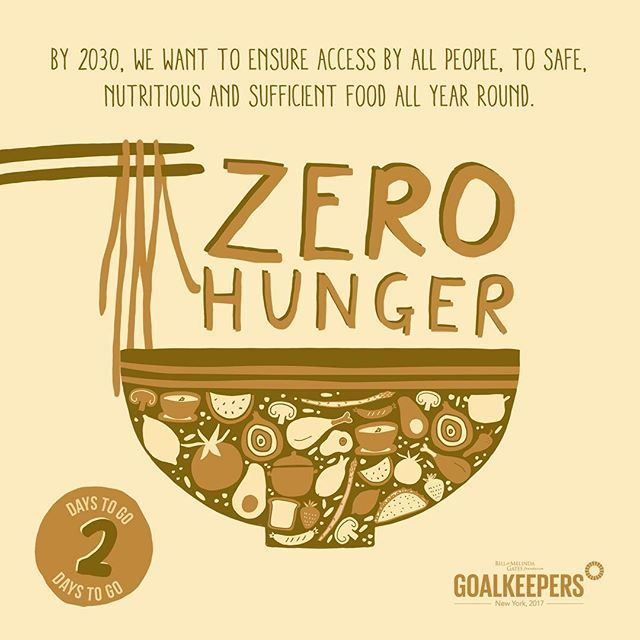Goal 2 Zero Hunger The Global Goals In 2020 Hunger Food