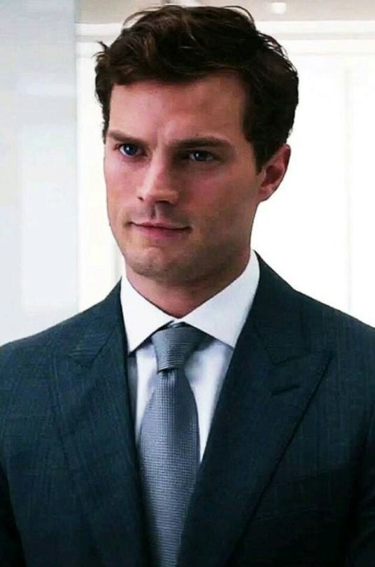 Jamie Dornan // Christian Grey