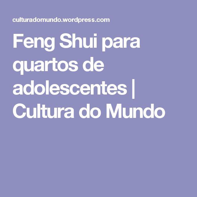 Feng shui para quartos de adolescentes casa objetos - Objetos feng shui ...