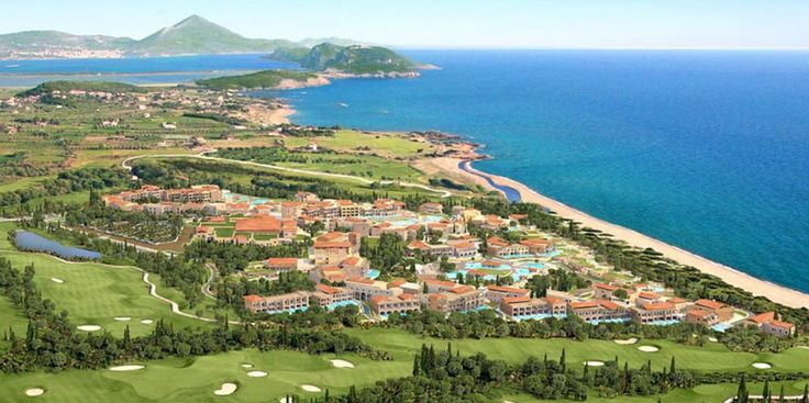 The Westin Resort, Costa Navarino in Costa Navarino, Μεσσηνία