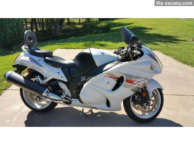 2013 SUZUKI HAYABUSA FOR SALE                              …