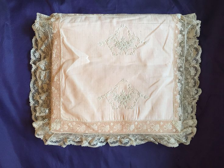 A personal favourite from my Etsy shop https://www.etsy.com/uk/listing/511471716/antique-french-valenciennes-lace-pink