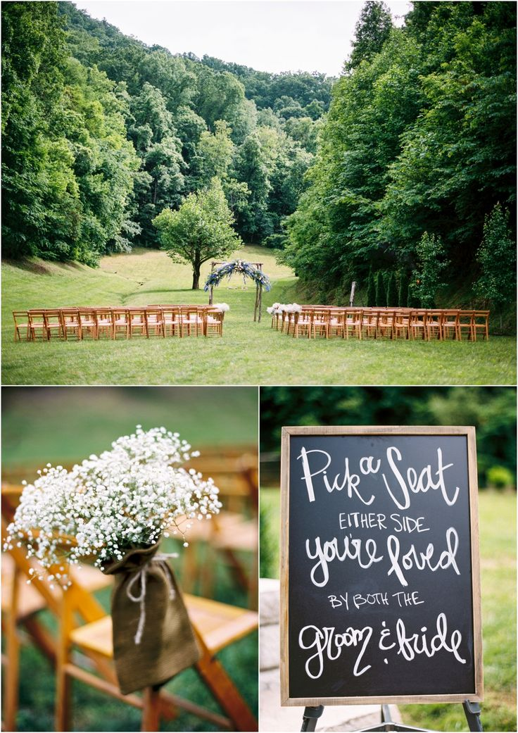 The Barn at Chestnut Springs in Sevierville, Tennessee, is a mountain wedding venue perfect for destination weddings!
