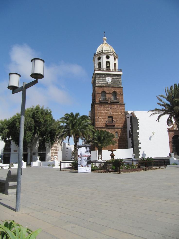 Old Town Teguise - Lanzarote | Around Lanzarote | Pinterest