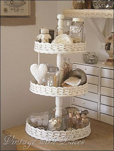 939 Best Images About Pedestal Tiered Plates Stands