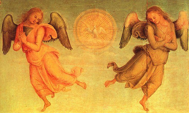 angeles barrocos: