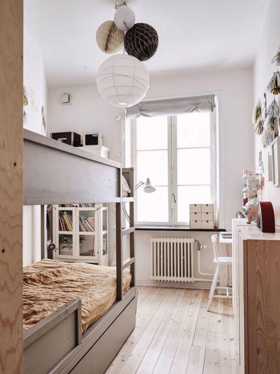 paper lanterns in kids bedroom. / sfgirlbybay