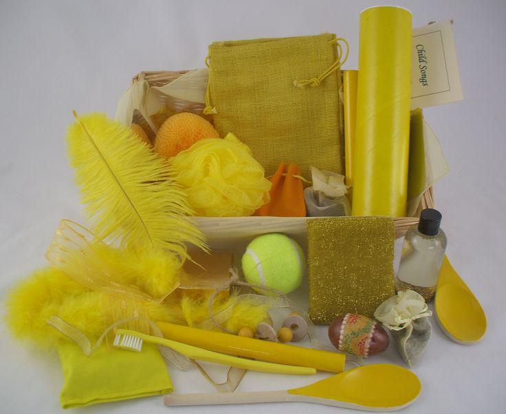 Colour Recognition Baskets | Yellow