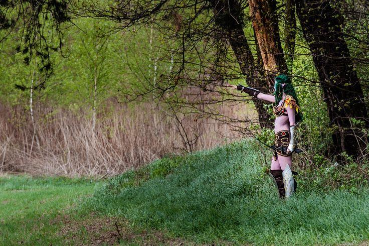 elf in the woods wallpaper forest #elf warrior cosplay #rlr