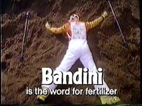 "1982 Bandini Fertilizer ""Bandini Mountain"" TV Commercial"