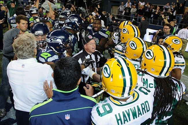 Packers vs. Seahawks: MNF game now has Wiki page