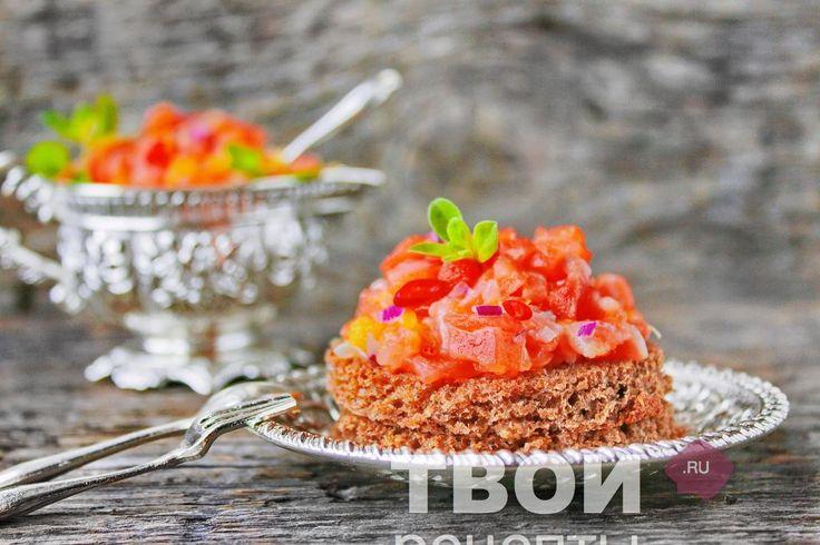 """""""Салат Каприз"""" - cамый вкусный рецепт :)"""