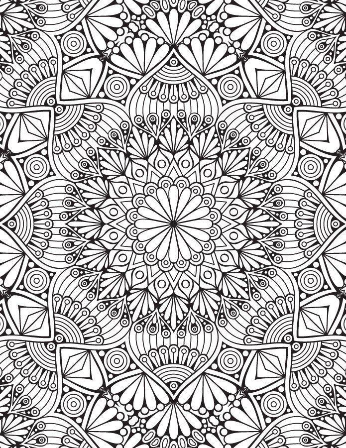 Found On Bing From Www Pinterest Com Muster Malvorlagen Ausmalbilder Mandala Ausmalen