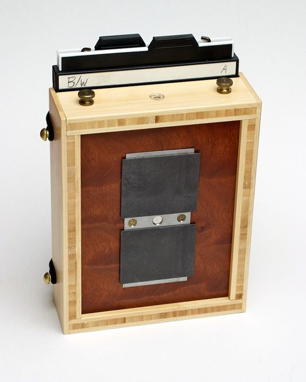 I Built A Couple Of Examples Of This Architectural Pinhole Camera. My  Friend Darius Decided Awesome Ideas