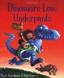 Free teaching ideas and resources linked to Dinosaurs Love Underpants by Claire Freedman.