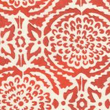 Galbraith & Paul Textiles, Pomegranate - accent pillows for bed