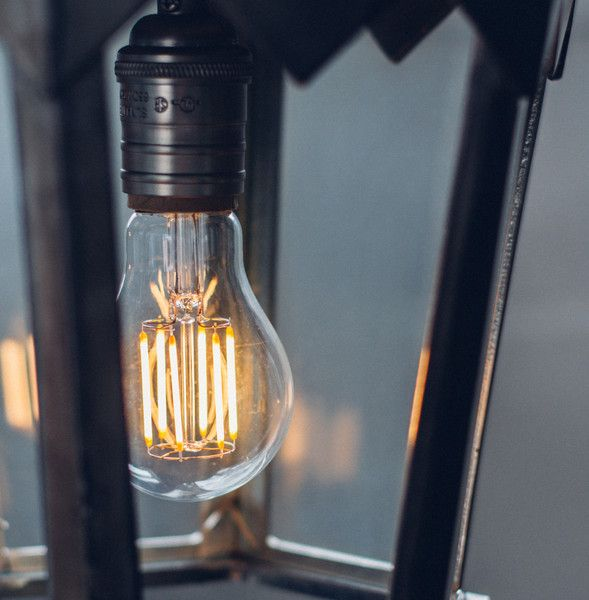 The Edison style LEDs replicate the shape and filament designs of classic bulbs, but generate far less heat making them much more energy-efficient.