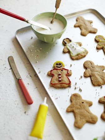 Get the kids involved with this easy gingerbread recipe from Jamie Oliver…